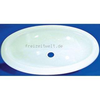 einlegemulde oval in waschbecken duschen bei freizeitwelt. Black Bedroom Furniture Sets. Home Design Ideas
