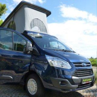 sca sca 124 f r ford transit custom in schlafd cher bei freizeitwelt. Black Bedroom Furniture Sets. Home Design Ideas