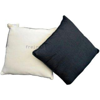 dekokissen mit rei verschluss in polster auflagen bei freizeitwelt. Black Bedroom Furniture Sets. Home Design Ideas